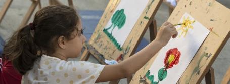 Arte na Praca chega a 5 cidades